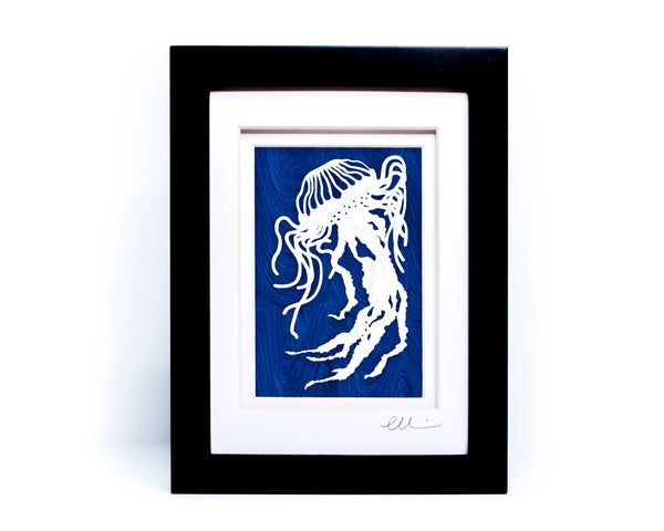 Jellyfish Papercut