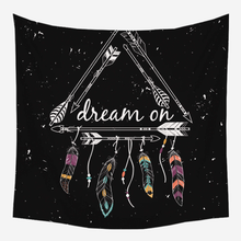 Load image into Gallery viewer, Dream on Feather Catcher