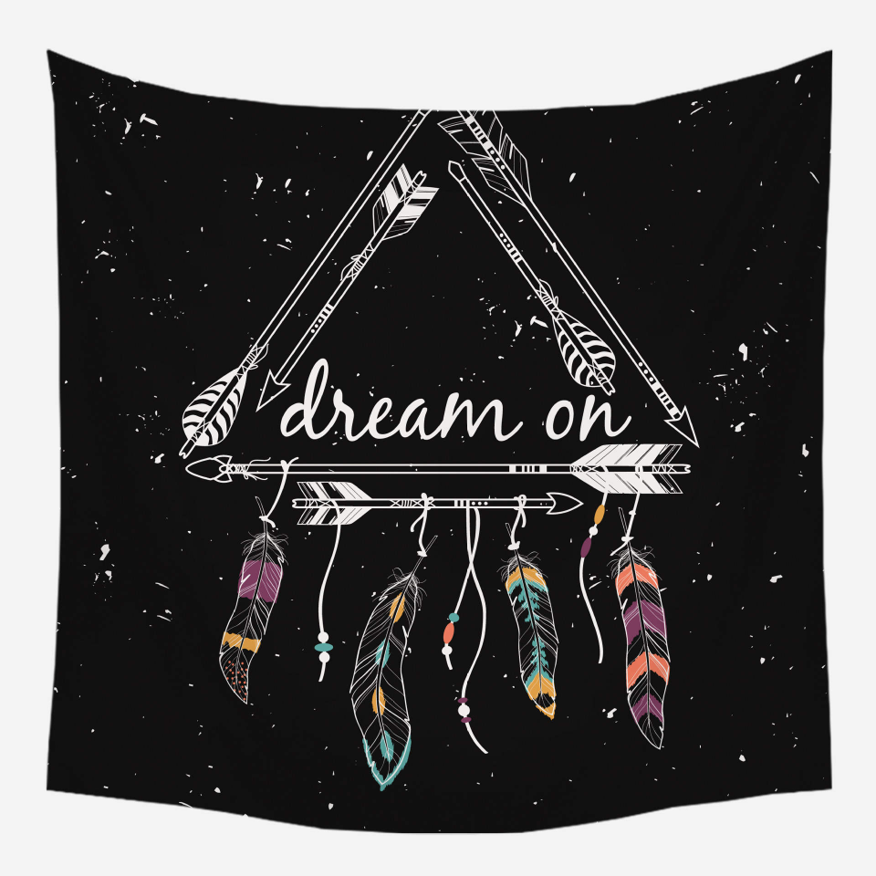 Dream on Feather Catcher