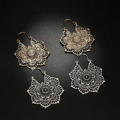 Antique Gypsy Earring