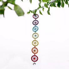 Load image into Gallery viewer, Chakra Dream Catcher