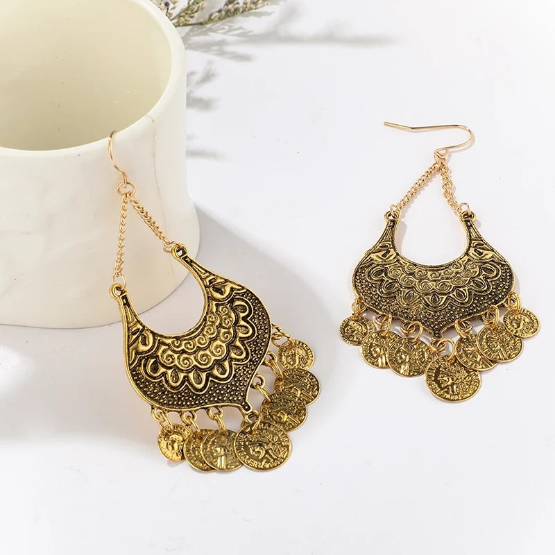 Antique earrings