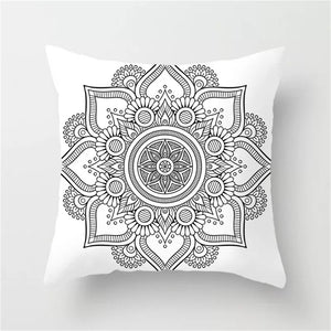 Mandala Pillow case cover (Pair)