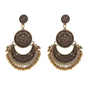 Tassle Vintage Earrings