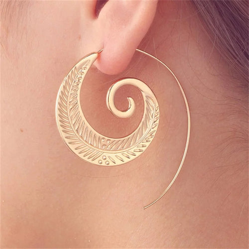 Fern Earring Jewellery