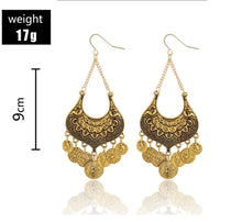 Load image into Gallery viewer, Antique earrings