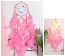 Load image into Gallery viewer, Dream Catcher with Lights