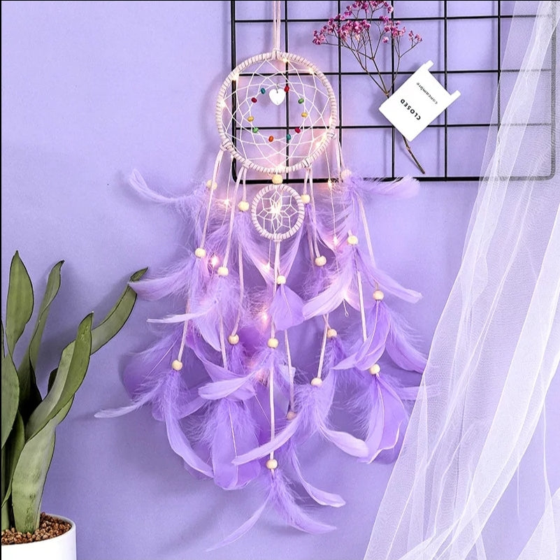 Dream Catcher with Lights