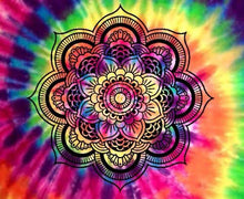 Load image into Gallery viewer, Tie Dye Lotus