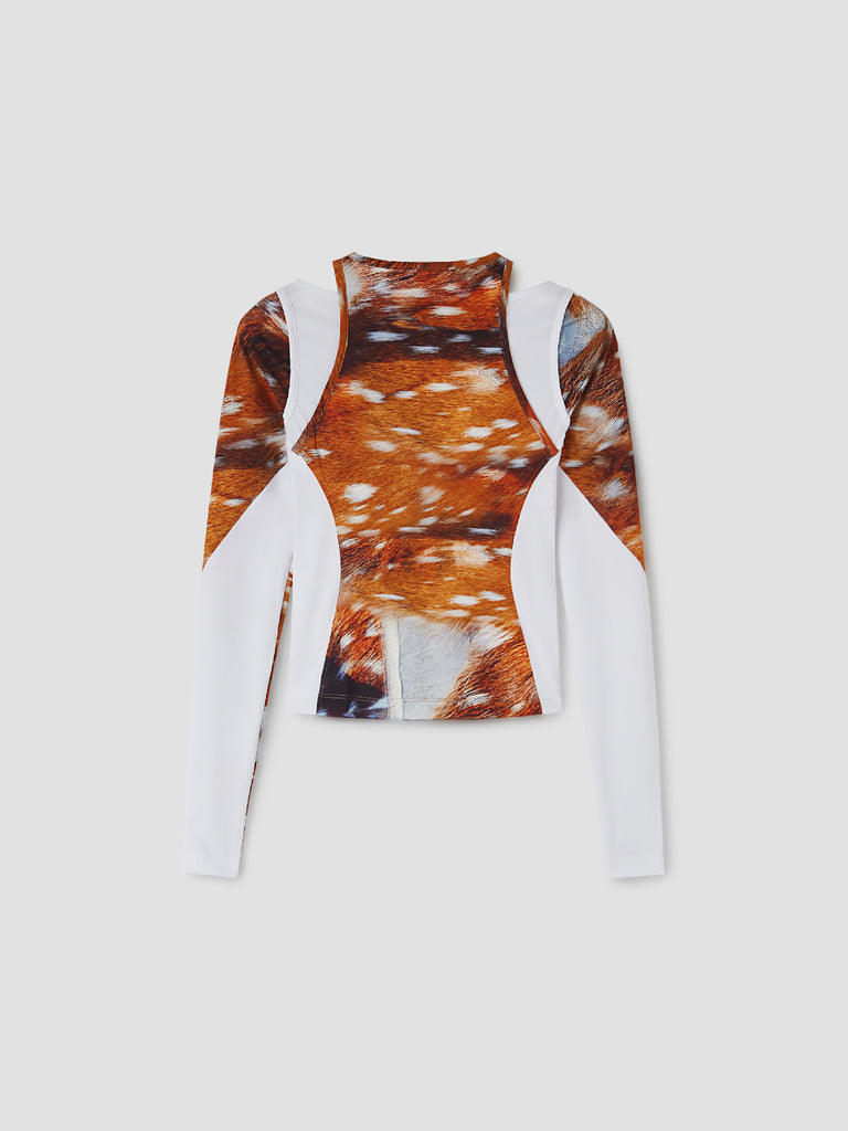 Deer Biathlon Top