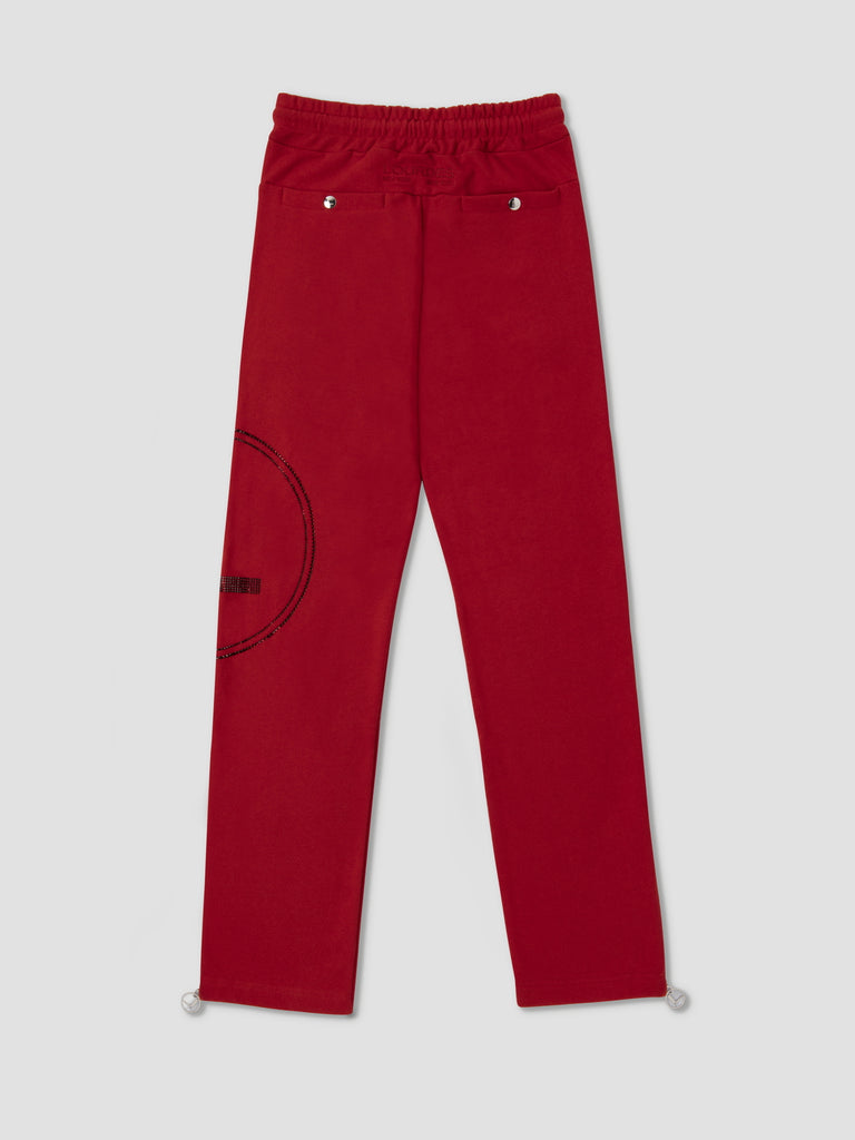 Red Amor Sweatpants