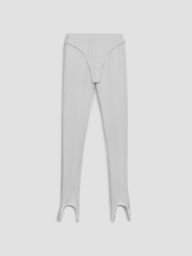 80s Stirrup leggings grey