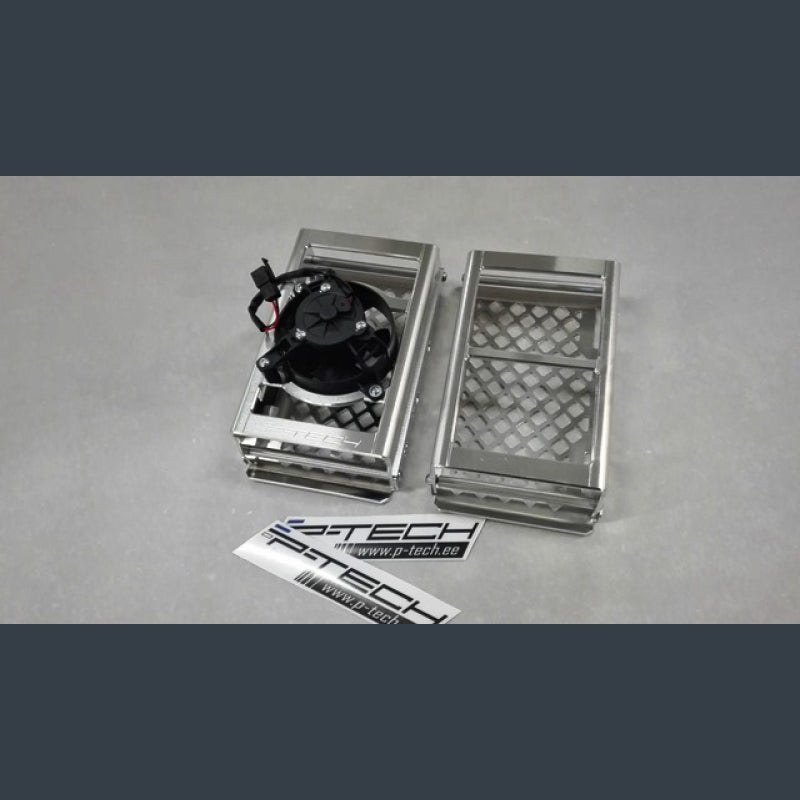Radiator Guard Kit for Beta Xtrainer