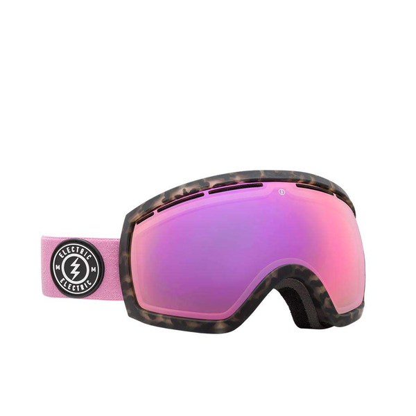 Antiparras Electric - Eg2.5 - Tort Mauve - Pink Chrome - Bonus Lens