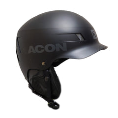 Casco Acon - Alpine Three Black