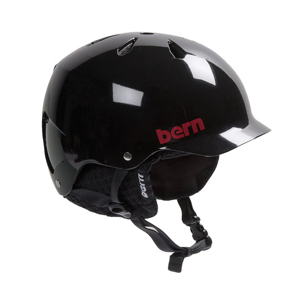 Casco Bern - Watts Negro