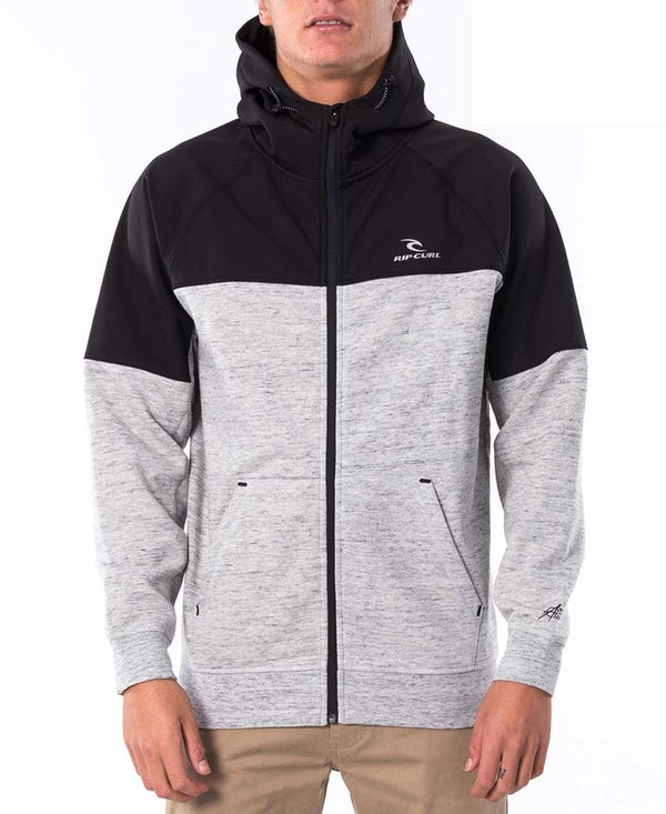 Buzo Rip Curl - Antiviral Grey Black