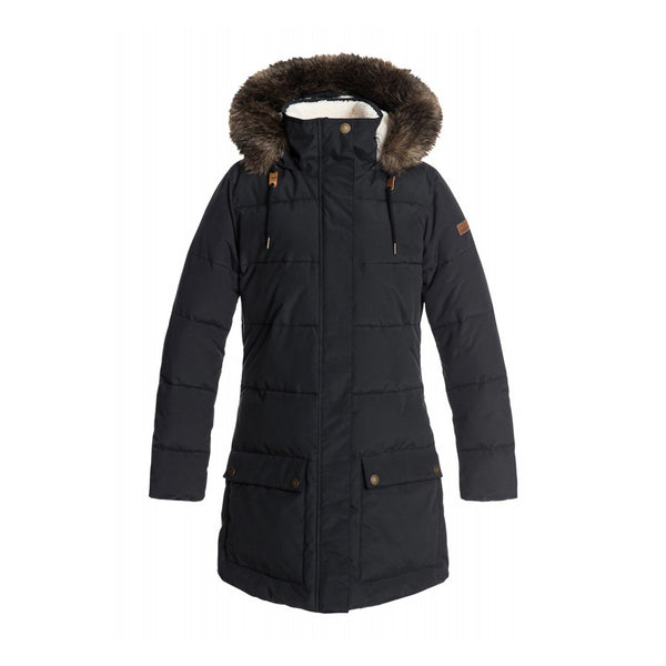 Campera Roxy - Ellie  Black