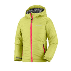 Campera Columbia - Shimmer Me  Omni-Heat Lemon