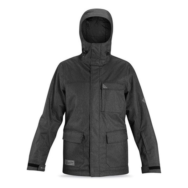 Campera Dakine - Bishop Black Denim Jacket