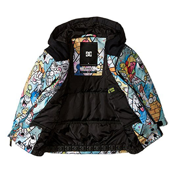 Campera DC - Critter Toddler Jr