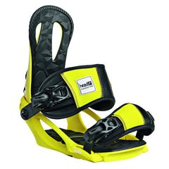 Fijaciones de Snowboard Head - NX One Yellow