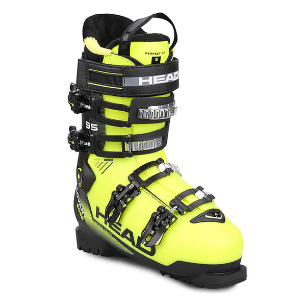 Botas de Ski Head - Advant Edge 95 yellow/black