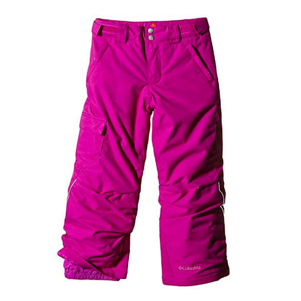 Pantalon Columbia - Bugaboo Purple Niño