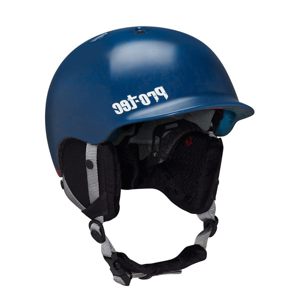 Casco Protec - Riot Distressed Blue