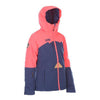 Campera Picture - August coral/dark blue Jr