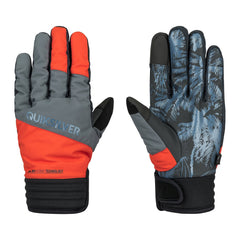 Guantes Quiksilver - Method orange/grey Glove
