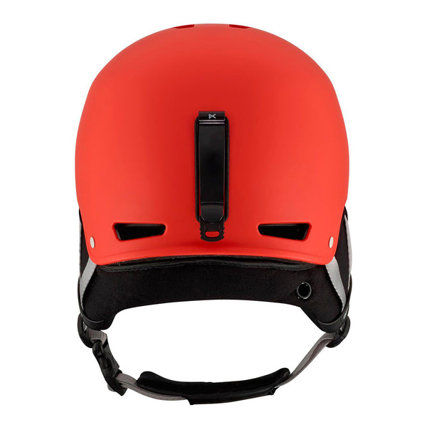 Casco Anon - Striker Red