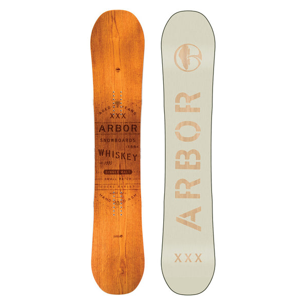 Tabla de Snowboard Arbor - Whiskey