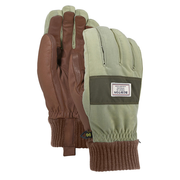 Guantes Burton - Dam green brown