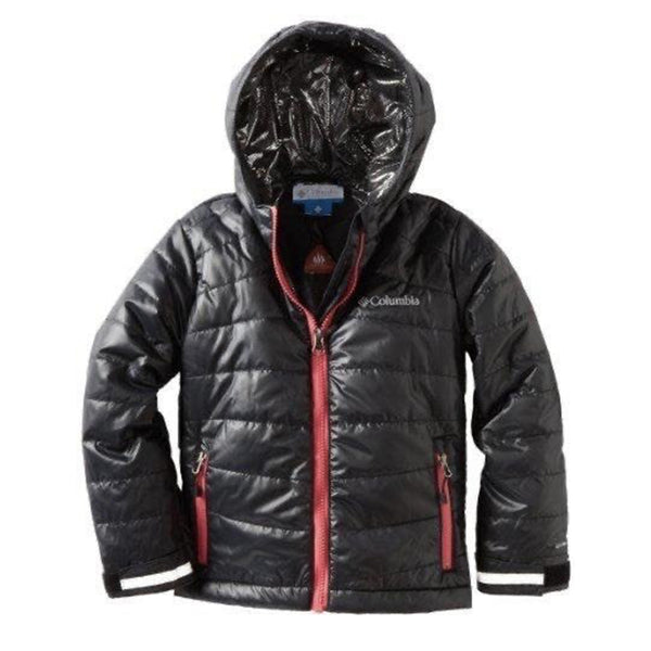 Campera Columbia - Shimmer Me  Omni-Heat Black