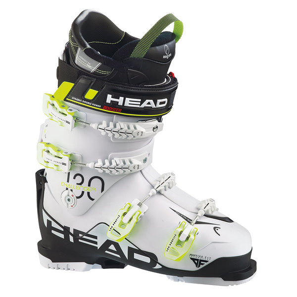 Botas de Ski Head - Challenger 130 white/black/yellow