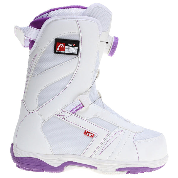 Botas de Snowboard Head - Galore BOA White