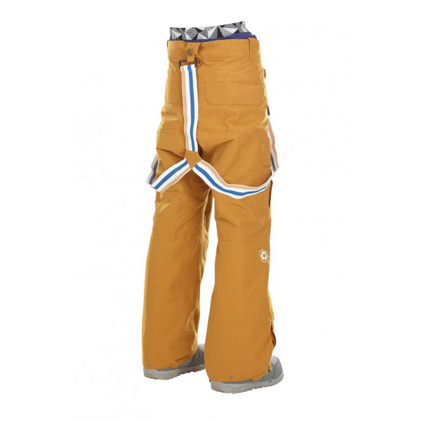 Pantalon Picture - Panel Brown