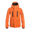Campera Quiksilver - Dark orange Jr