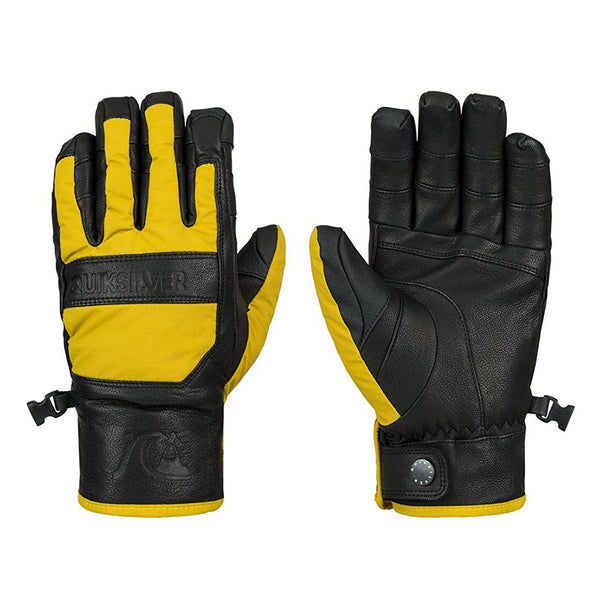 Guantes Quiksilver - Wildcat Yellow