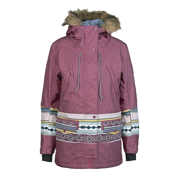 Campera Billabong - Nora Bordo