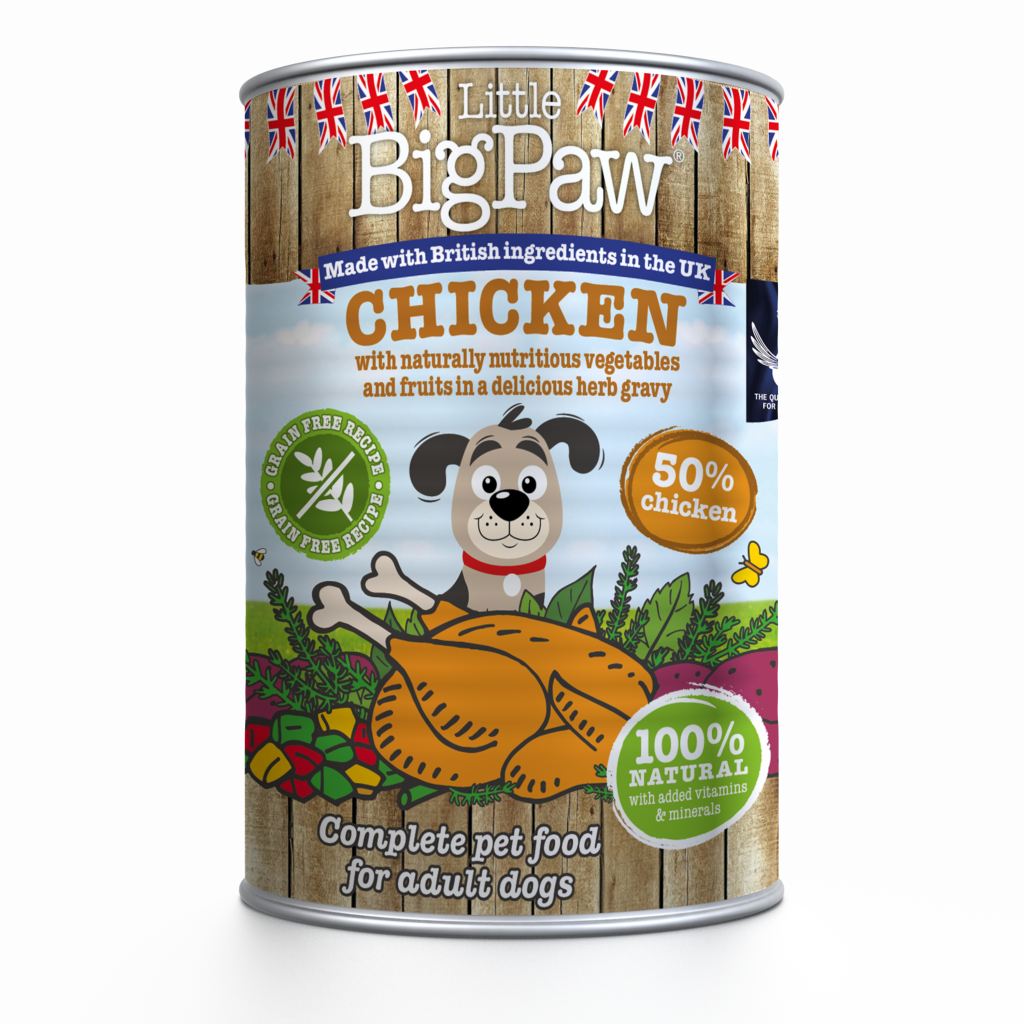 Little Big Paw - Canned Stews