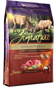 Zignature Formula made Without Grains