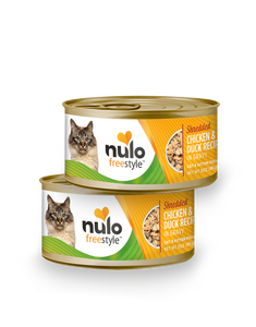 Nulo Freestyle - Minced or Shredded