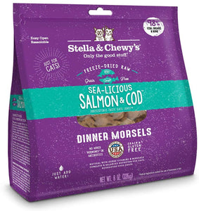 Stella & Chewy Freeze Dried Cat