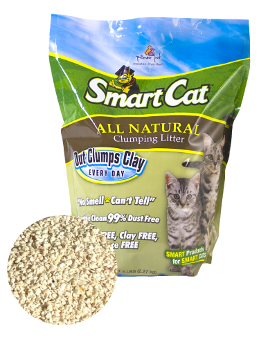 Smart Cat All Natural Clumping Cat Litter