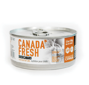 Canada Fresh Cat Cans