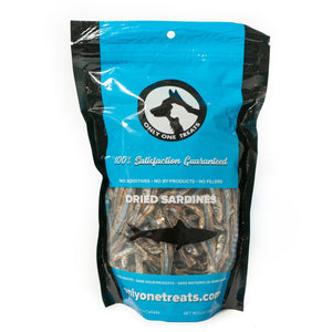Only One Dried Sardines (40g)