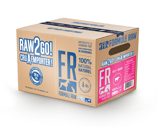 Raw2Go by Formule Raw