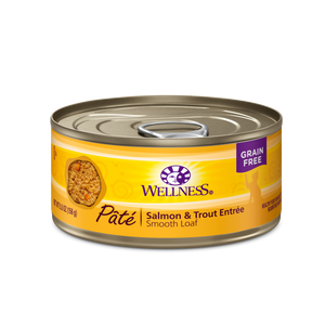 Wellness Cat Cans (Pâté)